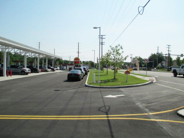 Entrance to Wawa